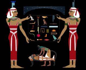 Brujería egipcia efectiva